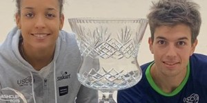 Nash Cup : it's a French double