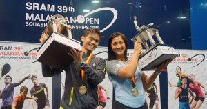 Malaysian Open : Home double for Ng and Arnold