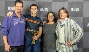 Life Time Vegas Open : Wall wins