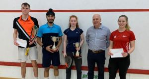 British U23 Open : Malliff and Singh take the titles