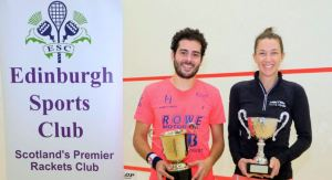 Edinburgh SC Open Finals