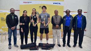 Indian Tour 2020 : Jaipur Leg Finals