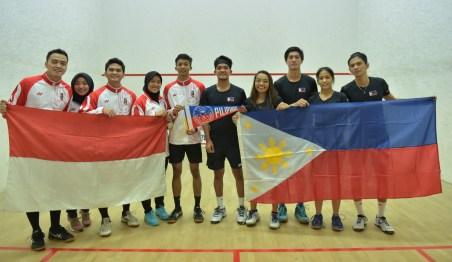 Indonesia vs Philippines