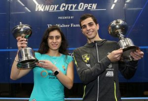 Windy City Open : It's Farag and Sherbini