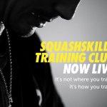 Join the all-new SquashSkills Training Club!
