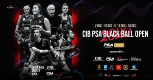 CIB Black Ball Open Draws