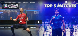 Top matches of 2020