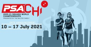 Chicago to host PSA World Championships in July