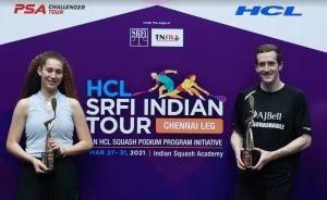 SRFI Indian Tour Chennai Leg