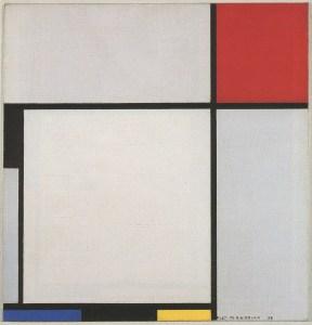 Mondrian,Composition(1928)