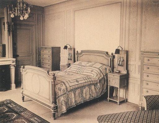 HôteldeCrillonChambre2
