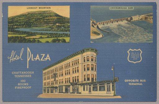 HotelPlaza,Chattanooga