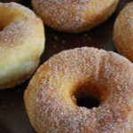 Light Fluffy Donuts with Natural Glaze