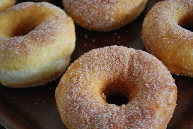 Light Fluffy Donuts