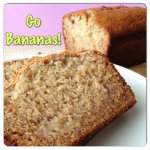 Honey Banana Bread