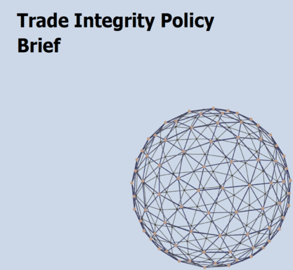 Sudan Trade Integrity Policy Brief