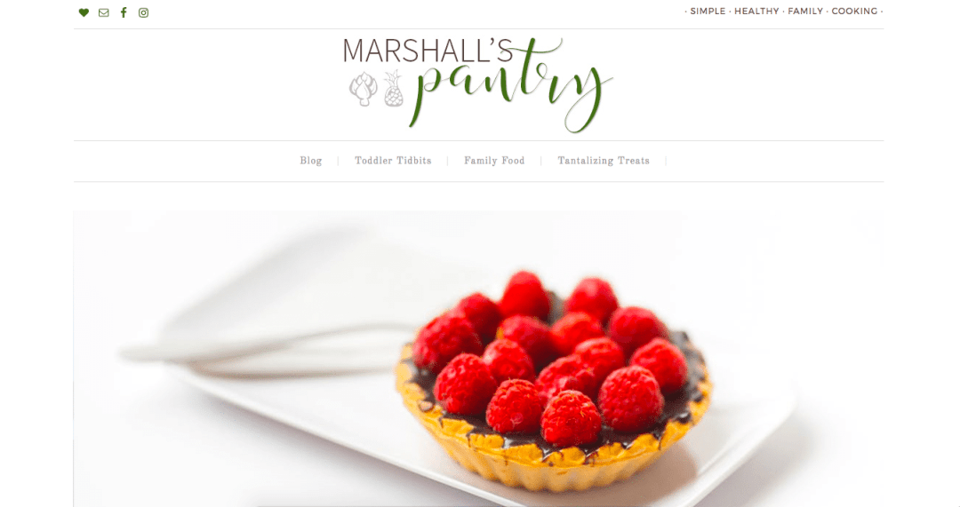 SRM Media >>> One of our passions is creating beautiful and functional sites for our web design clients!
