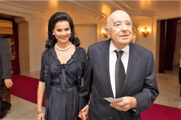 Vicky Sarfaty: η Ελληνίδα χήρα που κληρονόμησε τραπεζική αυτοκρατορία 90 δισ. δολαρίων