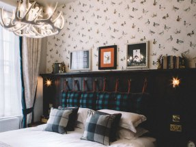 cotswold accommodation stage lodge double room