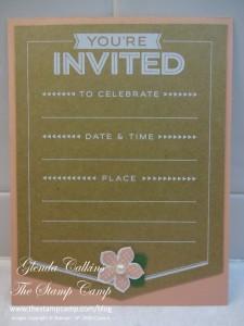 Celebratio Basics Invitations