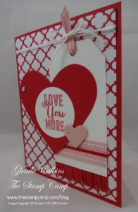 Love You More Stampin' Up!