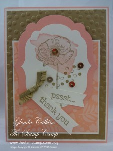 Happy Watercolor Stampin' Up!