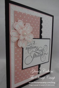 Blushing Bride Petite Petals Flower Shop
