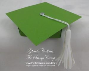 Graduation Hat Treat Holder or Gift Box