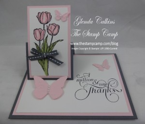 Blessed Easter Easel Card