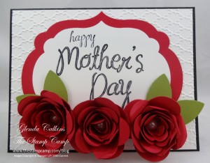 Mother's Day Red Roses