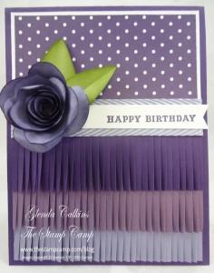 Purple Ombri