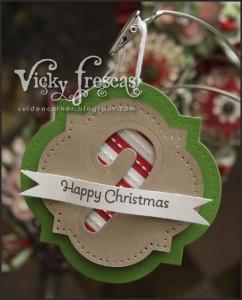 Framelit Ornament