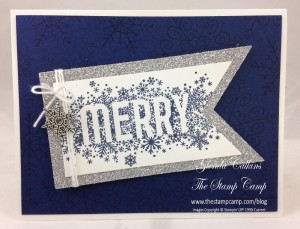 Stampin' Up! Seasonally Scattered