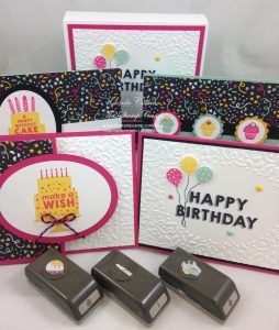 Featured Stamp Set for February - Party Wishes