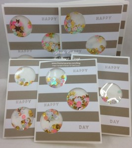 Stampin' Up! Banner Surprise June Paper Pumpkin
