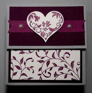 Mini cards box