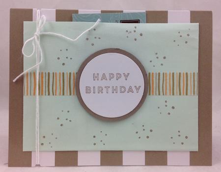 PP Gift Holder:Card