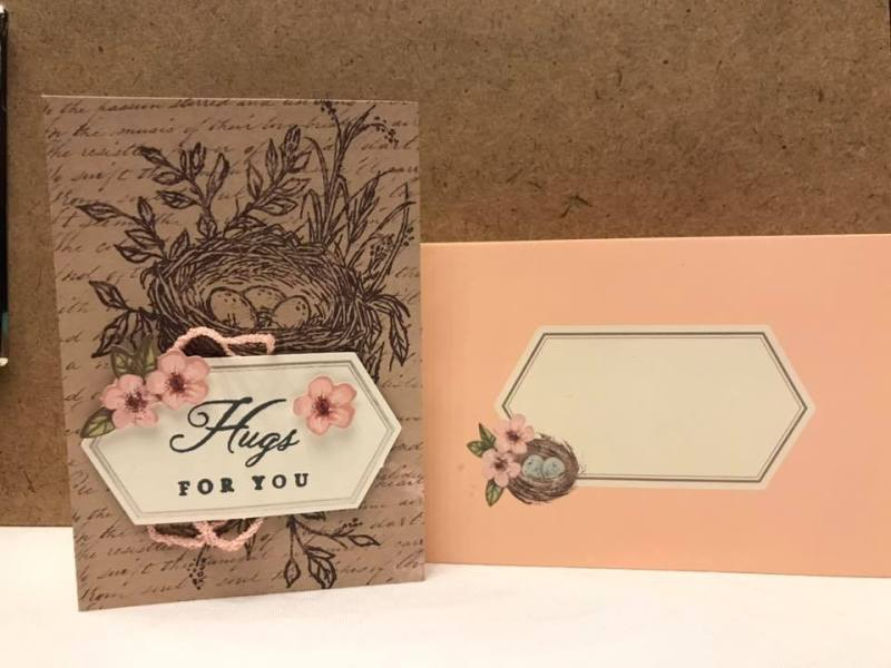 Who doesn't like a card kit delivered right to your front door each and every month?  You will love the Stampin' Up! Paper Pumpkin kits!  Order your subscription today!  Visit my blog: www.thestampcamp.com #paperpumpkin, #stampinup #thestampcamp #glendasblog #cardkits
