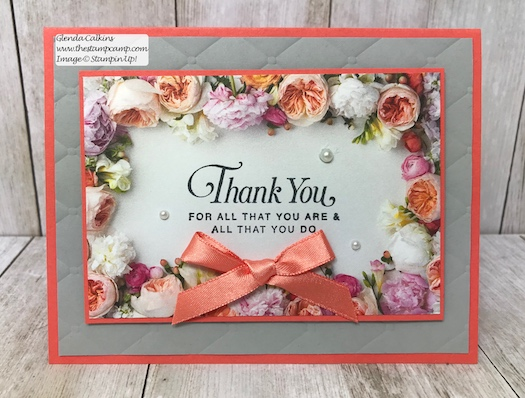 """A gift for Mom on Mother's Day.  Who wouldn't love a box of chocolates and a pretty card to match this Mother's Day?  Details and video on my blog: www.thestampcamp.com or visit my YouTube Channel: """"the stamp camp"""" #stampinup #thestampcamp #mothersday #chocolates"""