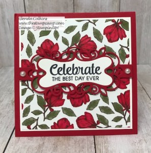 Which Stampin' Up! Paper Pack is This Print From?