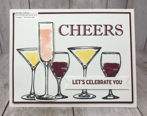 Cheers To That!  Let's Celebrate You!