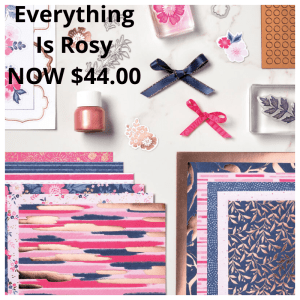 The Everything is Rosy Bundle is on Clearance for $44.00.  Check out my blog post HERE: https://wp.me/p59VWq-aDK