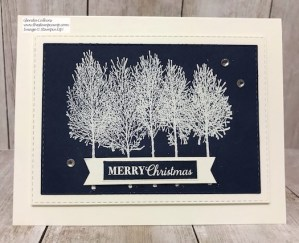 Winter Woods Great for Christmas Cards