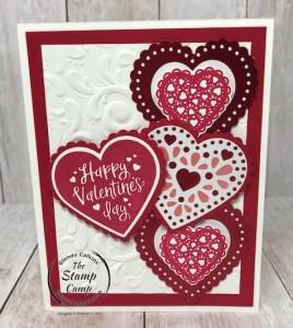 Heartfelt Bundle Valentine's Day Card