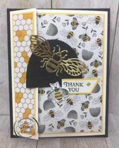 Day 2 Honey Bee Bundle & Golden Honey DSP