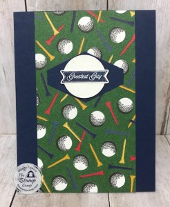 Country Club Card/Gift Card Holder for Father's Day