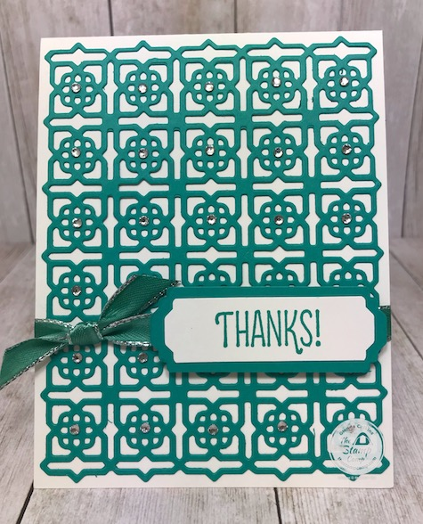 The New Many Mates Bundles from Stampin' Up! lets you create all kinds of borders and the possibilities are endless. Details are on my blog here: https://wp.me/p59VWq-bgH #stampinup #thestampcamp #glendasblog #dies