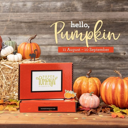 Would you like a stamping kit delivered right to mailbox each and every month with a new stamp set, ink pad and project to create? Look no further than the Paper Pumpkin Kit from Stampin' Up! These ALL Inclusive kits are perfect for beginners or more advanced stampers. See my blog here for details: https://wp.me/p59VWq-bq2. #stampinup #paperpumpkin #thestampcamp #kits