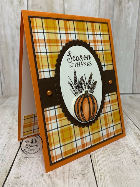 The Gather Together Bundle is the perfect set for all your Fall activities. You can use it for cards, 3D projects, scrapbook pages and place card settings for your Thanksgiving table this year. Details are on my blog here: https://wp.me/p59VWq-bsu. #stampinup #fall #gathertogether #thanksgiving #thestampcamp