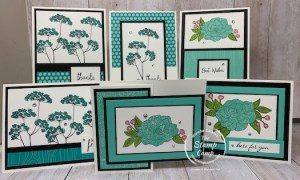 Two Featured Stamp Sets for September